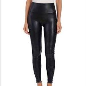 Jon & Anna XL black faux leather pants